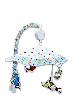 Trend Lab Dr. Seuss™ One Fish, Two Fish Musical Crib Mobile