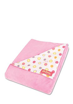 Trend Lab Dr. Seuss™ Oh, The Places You'll Go Pink Receiving Blanket