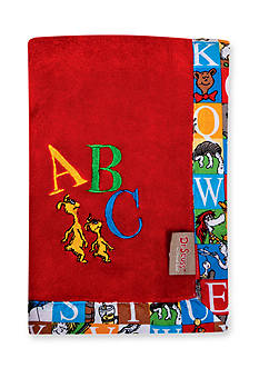 Trend Lab Dr. Seuss™ Alphabet Seuss Framed Receiving Blanket