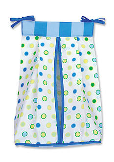 Trend Lab Dr. Seuss™ Oh, The Places You'll Go! Blue Diaper Stacker