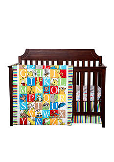 Trend Lab Dr. Seuss™ Alphabet Seuss 3-Piece Crib Bedding Set