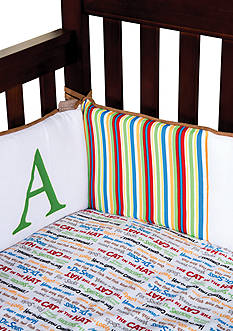 Trend Lab Dr. Seuss™ Alphabet Seuss Crib Bumpers