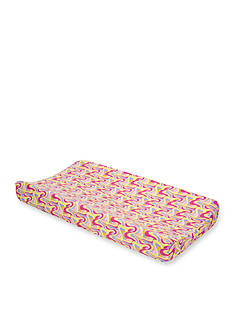 Trend Lab Dr. Seuss™ 'Oh, The Places You'll Go' Pink Changing Pad Cover