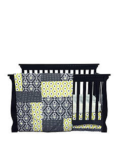 Waverly PLEASE CHANGE: Rise and Shine 3 Piece Crib Bedding Set - Online Only