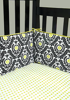 Waverly Rise and Shine Crib Bumpers