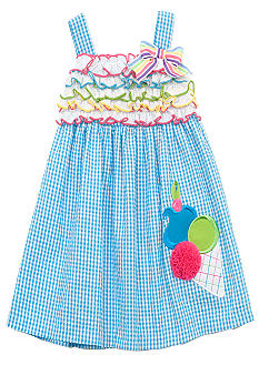 Rare Editions Ice Cream Dress