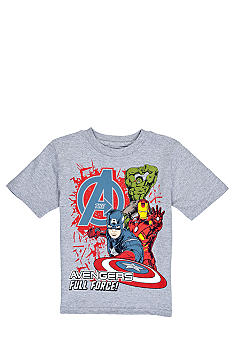 Marvel Heros Avengers Screen Tee Toddler Boy