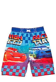 Disney Cars Swim Trunk Toddler Boys
