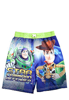 Disney Pixar Toy Story Swim Trunk Toddler Boys