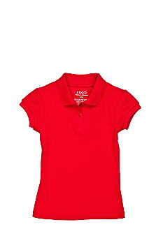 Izod Uniform Polo Knit Toddler Girls