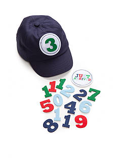 Mud Pie Milestone Baseball Hat