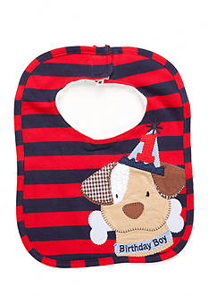 Mud Pie Birthday Dog Bib