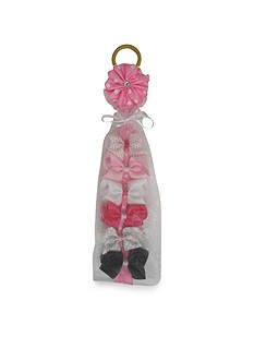 Little Me 6-Pack Bow Gift Set