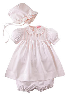 Petit Ami Dress with Bloomer - Newborn