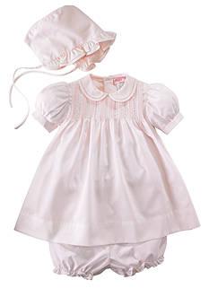 Petit Ami Dress with Bloomer - Newborn