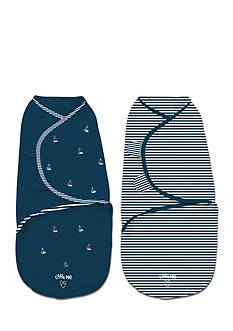 SwaddleMe 2-Pack Small Original Sailboats Swaddle