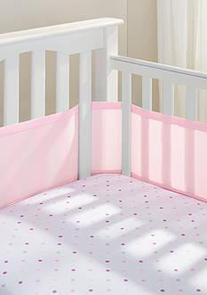 BreathableBaby Mesh Crib Liner