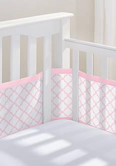 BreathableBaby Mesh Printed Crib Liner