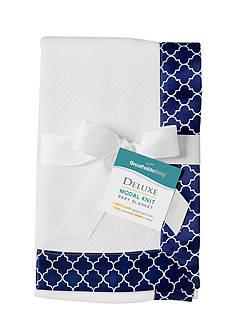 BreathableBaby Moroccan Design Modal Blanket