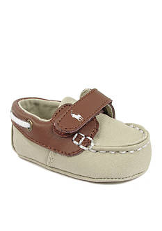 Ralph Lauren Childrenswear Sander Canvas Boat Shoes