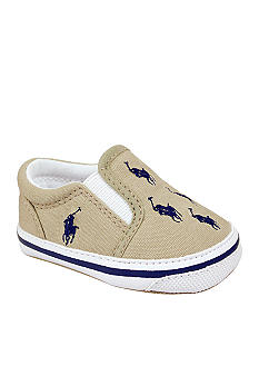 Ralph Lauren Childrenswear Bal Harbour Repeat Beige Shoes - Online Only
