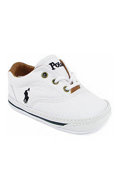 Ralph Lauren Childrenswear Vaughn Canvas Sneakers