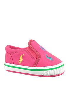 Ralph Lauren Childrenswear Bal Harbour Repeat Pink Shoes