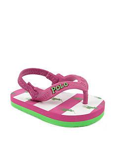 Ralph Lauren Childrenswear Amino Flip Flops