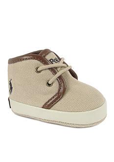 Ralph Lauren Childrenswear Ethan Mid Ballistic Canvas Shoes