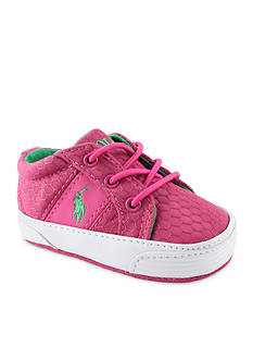 Ralph Lauren Childrenswear Honeycomb Felixstow Sneaker