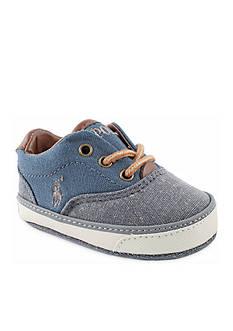 Ralph Lauren Childrenswear Vaughn II Canvas Sneaker