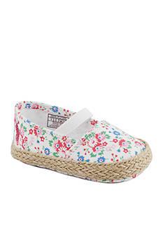 Ralph Lauren Childrenswear Bowman Floral Flats