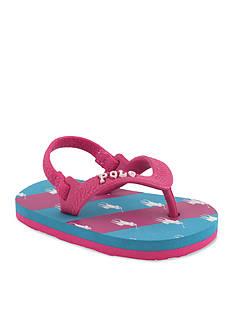 Ralph Lauren Childrenswear Amino Thong Sandal