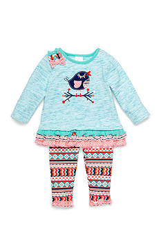 Nursery Rhyme Top and Leggings Set