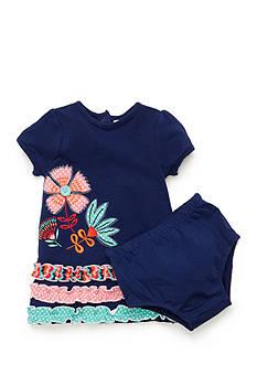 Nursery Rhyme Flower Dress Infant/Baby Girls
