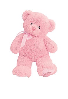 Gund® Newborn Girls My First Teddy