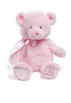 Gund My First Teddy - Pink