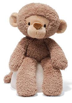 Gund Fuzzy Monkey
