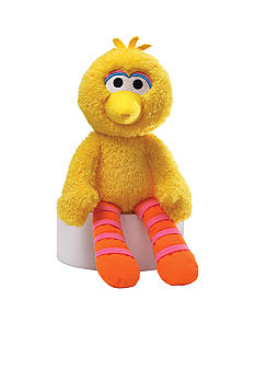 Gund Big Bird Take-Along Buddy