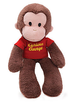 Gund Plush Curious George
