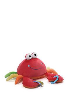 Gund Crab Activity Toy
