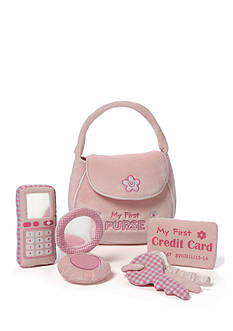 Gund My First Purse Playset