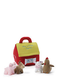 Gund My Little Farm Playset
