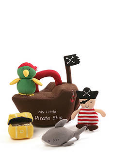 Gund Pirate Ship Playset