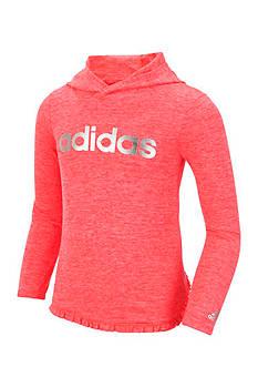 adidas Make Your Mark Climalite® Hoodie Toddler Girls