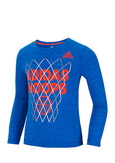 adidas Hoops Tee Toddler Boys