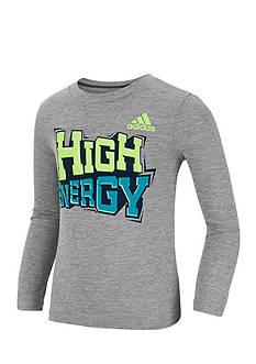 adidas High Energy Tee Toddler Boys