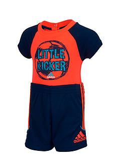 adidas Little Kicker 2-Piece Bodyshirt Set