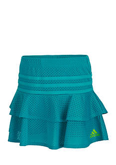 adidas Spin Mesh Skort Toddler Girls