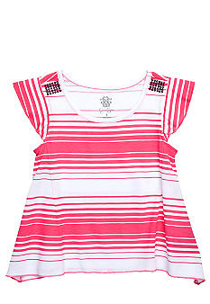 Jessica Simpson Boca Stripe Top Toddler Girls